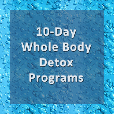 10-Day Whole Body Detox Programs