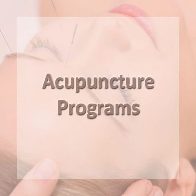 Acupuncture Programs